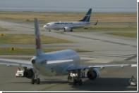 СМИ ошибочно сообщили об угоне самолета канадской WestJet
