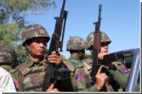 Более двух тысяч человек заблокированы из-за боевых действий в Мьянме