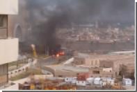 В захваченном ливийском отеле убили пятерых иностранцев
