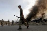 В Афганистане смертник атаковал конвой НАТО