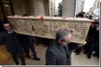 Карикатуриста Charlie Hebdo похоронят в разрисованном гробу