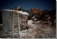 В Пакистане 11 человек погибли при обрушении мраморной шахты