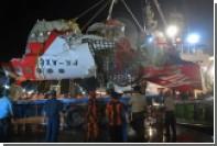 Специалисты нашли речевой самописец самолета AirAsia