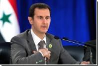 Асад назвал близорукость Запада причиной терактов во Франции