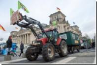 Тысячи немцев протестовали против соглашения о торговле с США