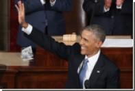 Обама рассказал Конгрессу о «лидерстве» США и «крахе» экономики России