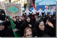 На митинге против Charlie Hebdo в Тегеране потребовали «смерти Франции»