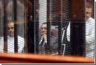 Суд постановил освободить сыновей Мубарака
