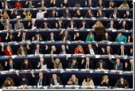 Европарламент призвал принять новые санкции против России