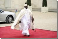 В США предъявили обвинения третьему организатору переворота в Гамбии