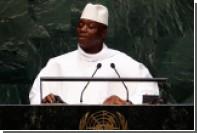 В попытке госпереворота в Гамбии обвинили двух жителей США