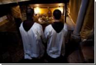 Осквернивший аббатство Дормицион вандал задержан в Израиле