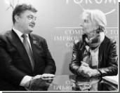 МВФ сомневается, стоит ли давать Украине новые кредиты