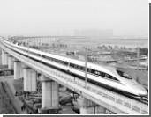 Китай готов построить высокоскоростную железную дорогу из Пекина в Москву