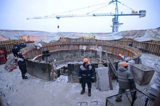 Число строителей космодрома Восточный решили увеличить до 15 тысяч