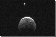 НАСА представило снимки приближения 2004 BL86 к Земле