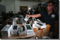 Apple обвинили в намеренном заполнении памяти гаджетов