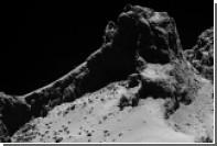 Rosetta нашла на комете Чурюмова-Герасименко высокие горы