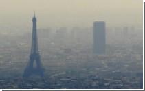 В Париже могут запретить мотоциклы старше пятнадцати лет