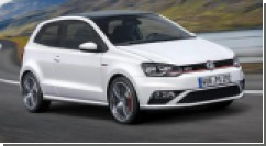 Volkswagen Polo GTI 2015 года