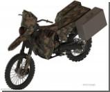 Американские военные создают бесшумные мотоциклы