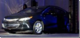 General Motors показал новое поколение Chevrolet Volt