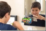 Grush - игровая зубная щетка для детей