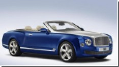 Bentley Grand Convertible Concept