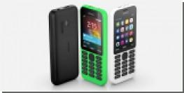 Nokia 215 – доступный интернет!