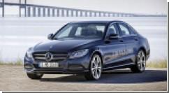 Гибридная версия Mercedes C350 Plug-in Hybrid.