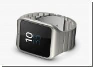 Sony презентовала на CES 2015 SmartWatch 3 облаченных в металл