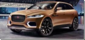 Jaguar презентовал свой первый в истории кроссовер