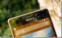 Sony начала рекламную компанию своего нового флагмана Xperia Z4