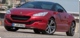 Peugeot RCZ не будут продавать в России