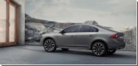 Компания Volvo продемонстрировала седан повышенной проходимости Volvo S60 Cross Country