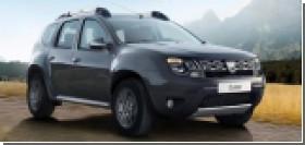 Renault Duster сделают семиместным