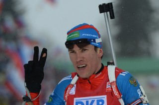 Биатлонист Слепов стал чемпионом Европы
