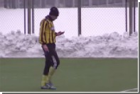 Украинского футболиста дисквалифицировали за разговор по телефону