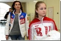 Липницкая ушла от тренера