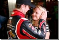Гонщик NASCAR назвал свою бывшую девушку наемным убийцей