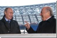 Путин гарантировал высокий уровень подготовки России к ЧМ по футболу