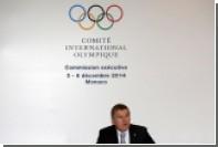 Глава МОК рассказал о ходе расследования случаев применения допинга в России