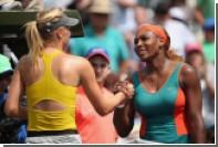 Шарапова сыграет с Сереной Уильямс в финале Australian Open