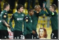 «Краснодар» назвали лучшим клубом России