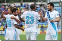 «Зенит» забил 18 мячей катарскому клубу