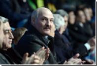 Лукашенко назвал себя профессиональным футболистом