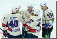 Хоккеисты СКА сыграют в специальной форме в память снятия блокады Ленинграда