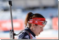 Биатлонистка Виролайнен выиграла серебро в свой день рождения
