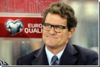 РФС частично погасит долг перед Капелло за счет полученных от ФИФА средств