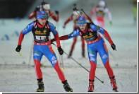 Шипулин и Вилухина признаны лучшими биатлонистами России